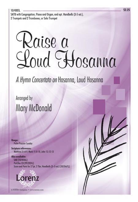 Raise a Loud Hosanna