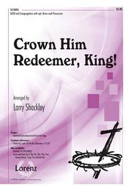 Crown Him Redeemer, King!
