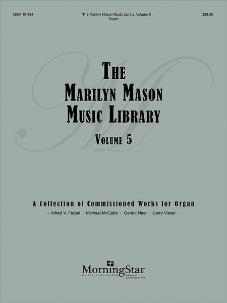 Marilyn Mason Music Library, Volume 5