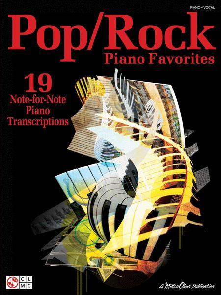 Pop/Rock Piano Favorites