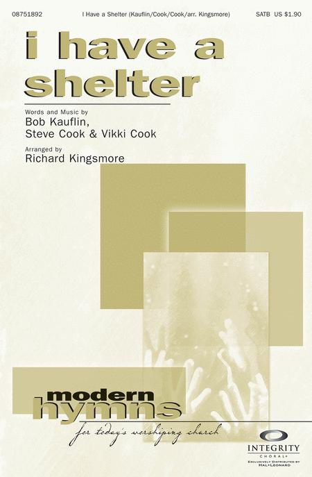 I Have a Shelter - Accompaniment CD