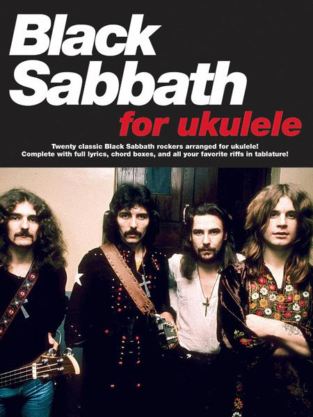 Black Sabbath for Ukulele