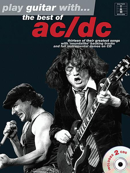 Play Guitar with the Best of AC/DC