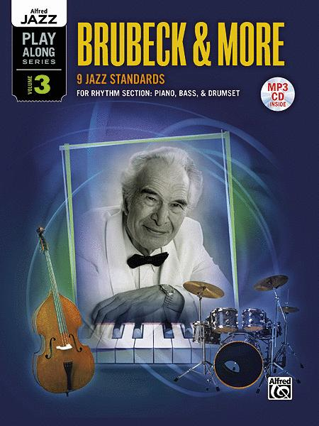 Alfred Jazz Play-Along -- Brubeck & More, Volume 3