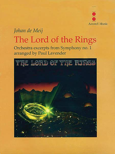 The Lord of the Rings (Excerpts from Symphony No. 1) - Orchestra