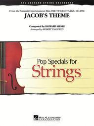 Jacob's Theme (from The Twilight Saga: Eclipse)