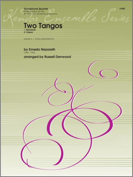 Two Tangos (Digital Download Only)