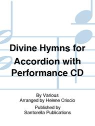 Divine Hymns for Accordion with Performance CD