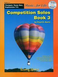 Competition Solos, Book 3 - trumpet/tenor saxophone/euphonium TC)