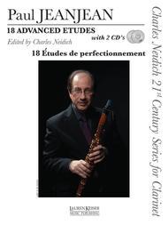 18 Advanced Etudes