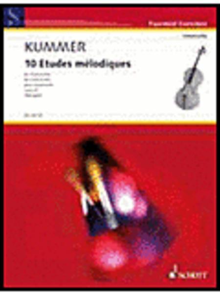 10 Etudes Melodiques, Op. 57