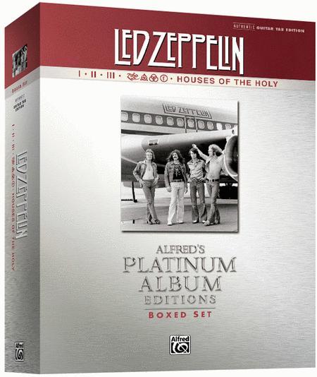 Led Zeppelin I-V (Boxed Set) - Platinum Album Edition