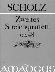 2Nd Quartet Op. 48
