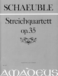 String Quartet op. 35