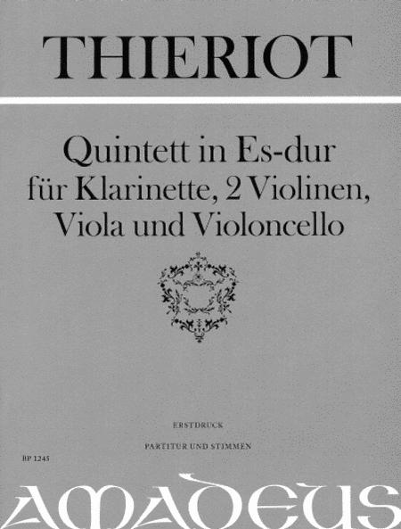 Quintet E flat Major