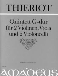 Quintet G major