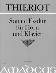 Sonata E flat Major