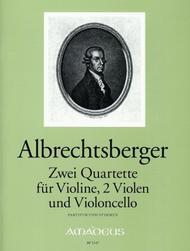Two Quartets op. 20/3 und 4
