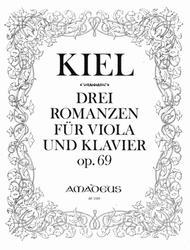 Three Romances Op. 69