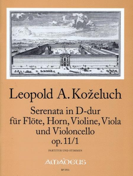 Serenata in D Major Op. 11/1 op. 11/1