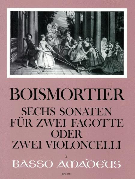 6 Sonatas op. 14