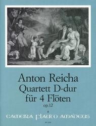 Quartet op. 12