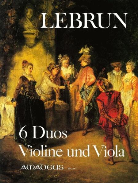 6 Duos Op. 4