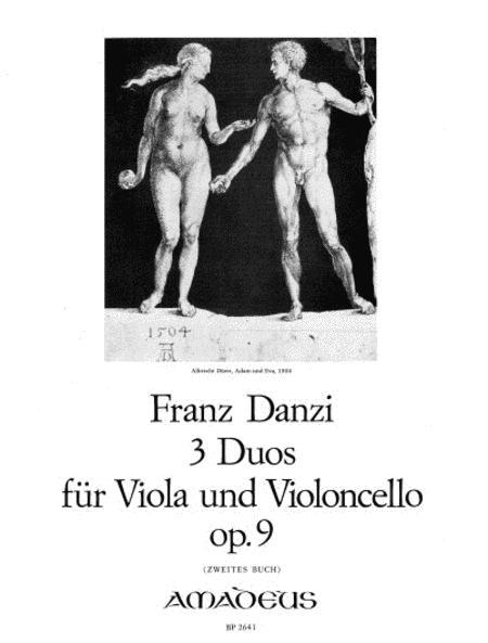 3 Duos op. 9 Vol. 2
