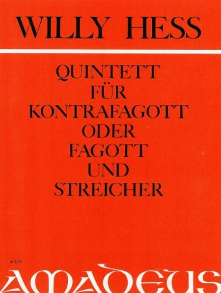 Quintet Op. 63