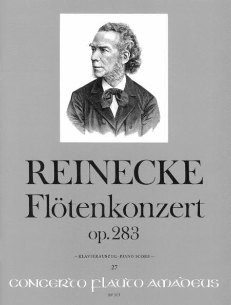 Flute concerto in D op. 283