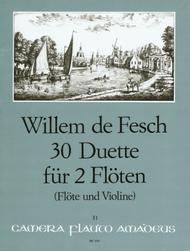 30 Duets op. 11