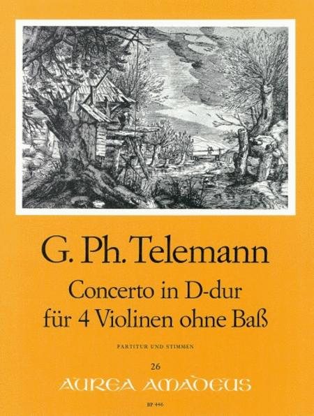Concerto D Major