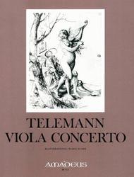 Viola Concerto G major