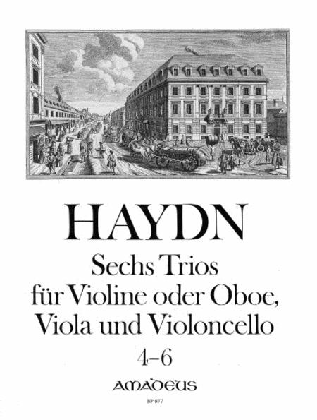 6 Trios Hob:117, 108 und 112 Band 2