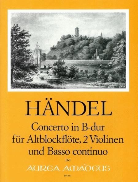 Concerto Bb major