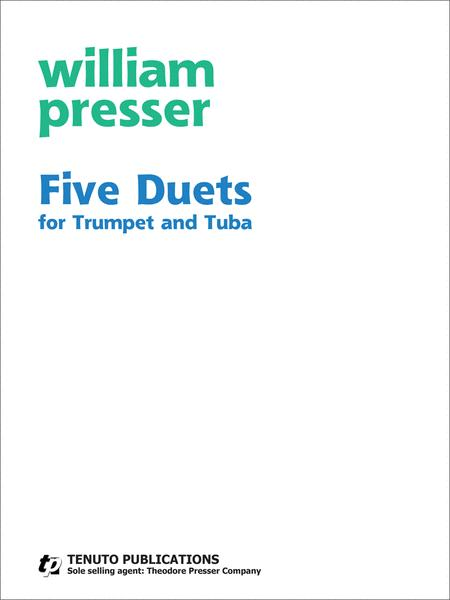Five Duets for Trumpet and Tuba
