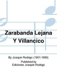 Zarabanda lejana y villancico