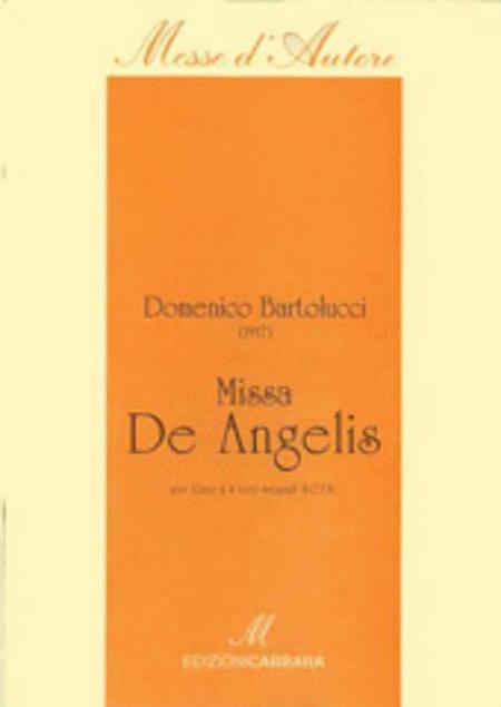 Messa 'De Angelis'