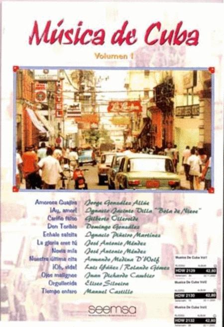 Music of Cuba Vol. 1