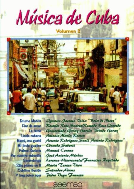 Music of Cuba Vol. 3