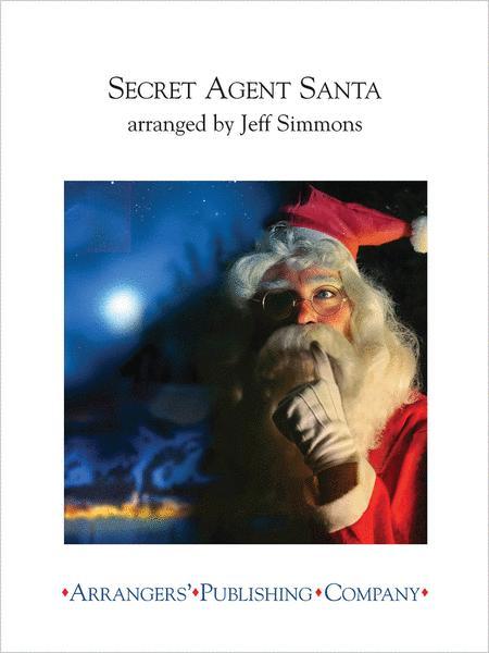Secret Agent Santa