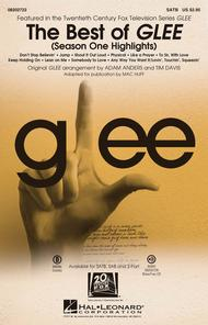 The Best of Glee - ShowTrax CD