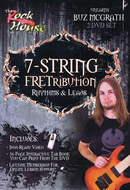 Buz McGrath of Unearth - 7-String Fretribution