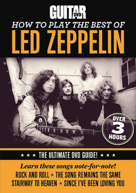 Guitar World -- How to Play the Best of Led Zeppelin