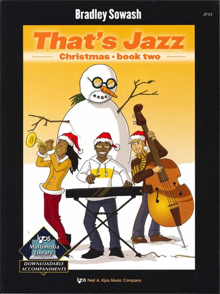 That's Jazz Christmas: Book Two