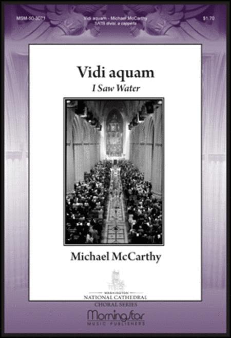 Vidi aquam (I Saw Water)