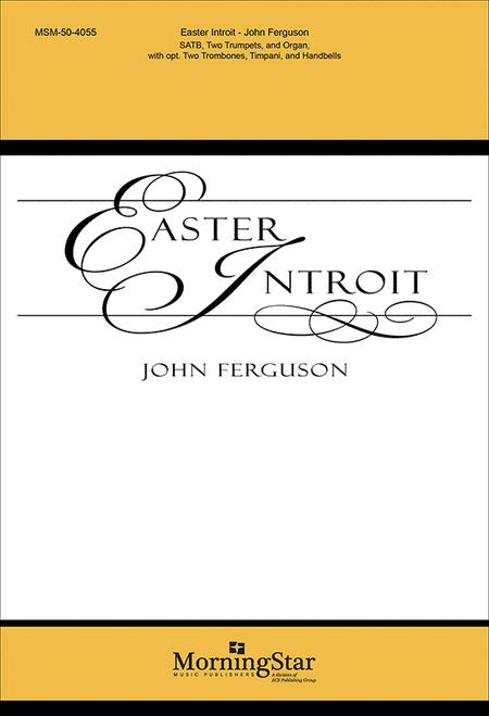 Easter Introit (Choral Score)