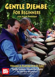 Gentle Djembe for Beginners, Volume 3