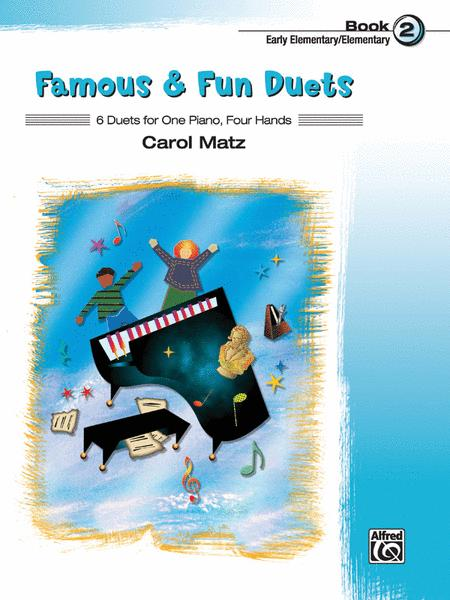 Famous & Fun Duets, Book 2
