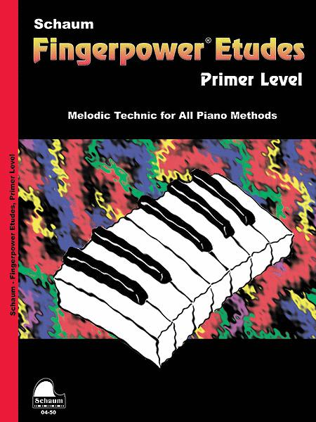 Fingerpower - Etudes Primer